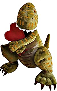 How Do Dinosaurs Say I Love You Plush - 14 Inch