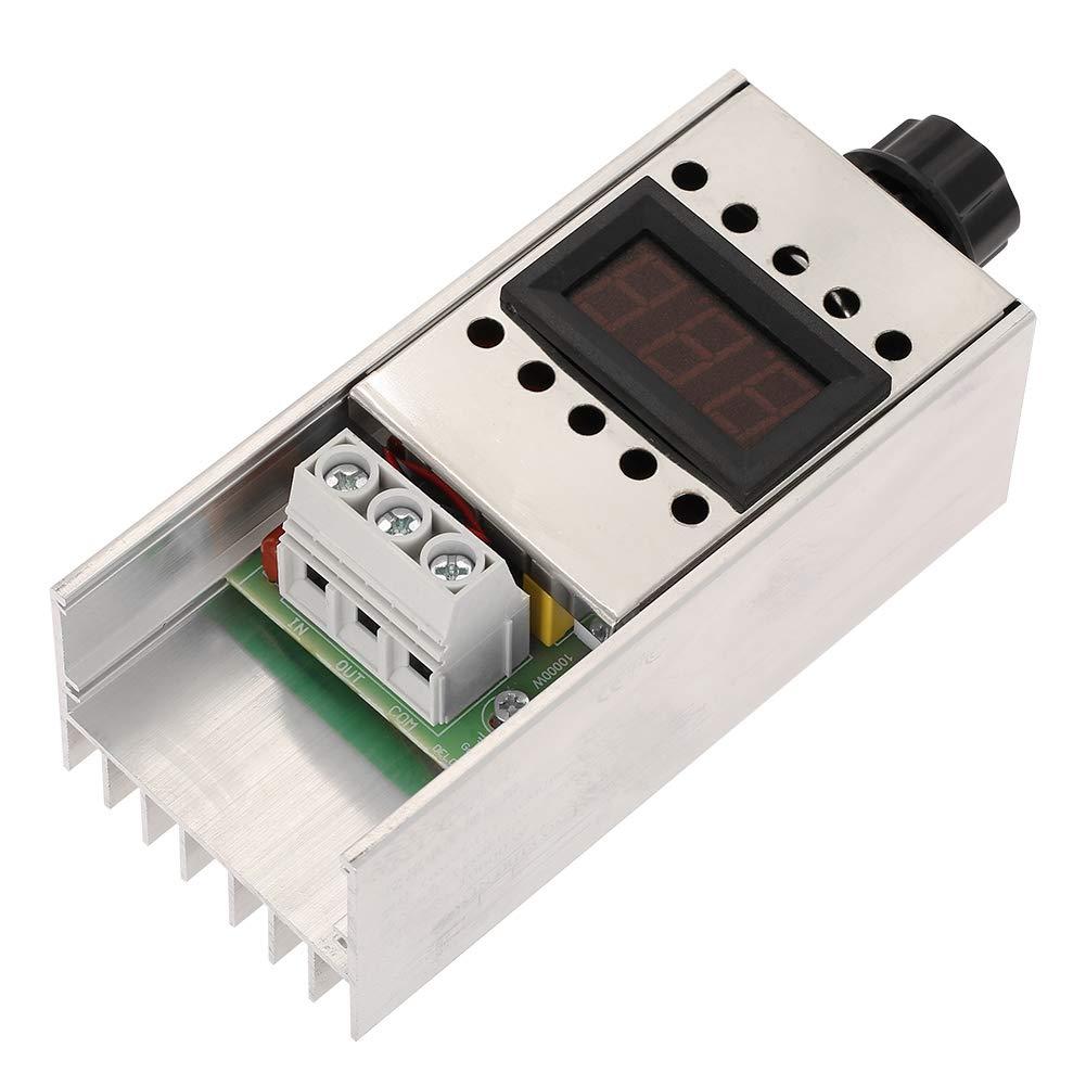 Oklahoma [Alternative dealer] City Mall Digital Display Voltage Regulator AC220V Power 10000W High SCR
