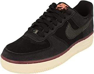 Nike Womens Air Force 1 '07 Suede Trainers 749263 Sneakers Shoes