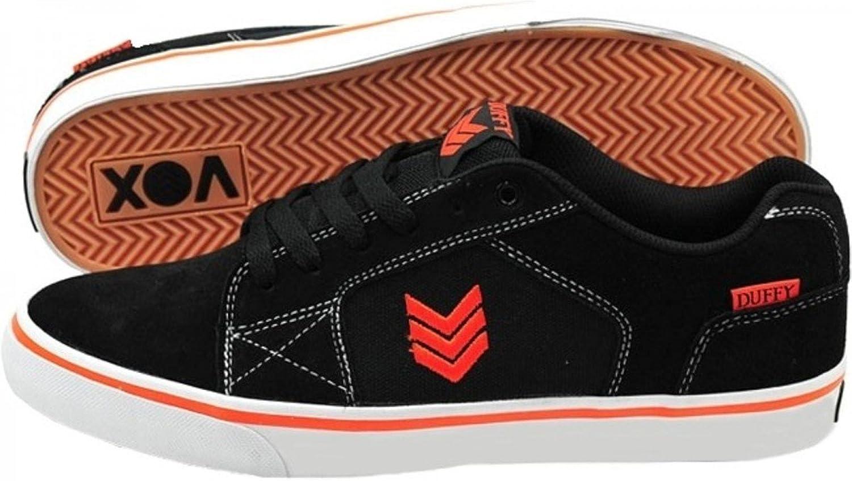 Vox S board board Schuhe Duffy schwarz Orange  ohne zu zögern! jetzt kaufen!