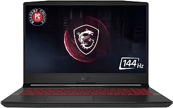 "MSI GL66 Gaming Laptop: 15.6"" 144Hz FHD 1080p Display, Intel Core i7-11800H, NVIDIA GeForce RTX 3070, 16GB, 512GB SSD, Win..."