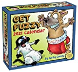 Get Fuzzy 2021 Day-to-Day Calendar
