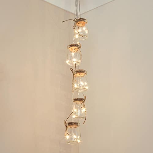 We Install Fairy Lights: Mason Jar Lights: Amazon.co.uk