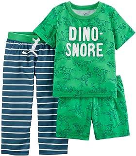 Pijama infantil Dinossauro Carter's - Menino