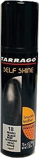 TARRAGO Liquid Self Shine Cream Leather Shoe Polish w/Sponge Applicator 2.5 oz
