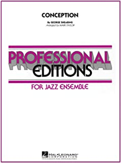 Conception - George Shearing/arr. Mark Taylor - Score and Parts - SCORE+PARTS