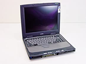 TOSHIBA PS170U-000848 1730 Satellite Laptop - AS IS For Parts