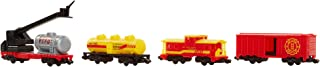 Power Trains 97461 Fire Rescue 4-Car Pack