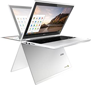 """2018 Newest Acer R11 11.6"""" Convertible HD IPS Touchscreen Chromebook, Intel Celeron Dual Core up to 2.48GHz, 4GB RAM, 16GB..."""