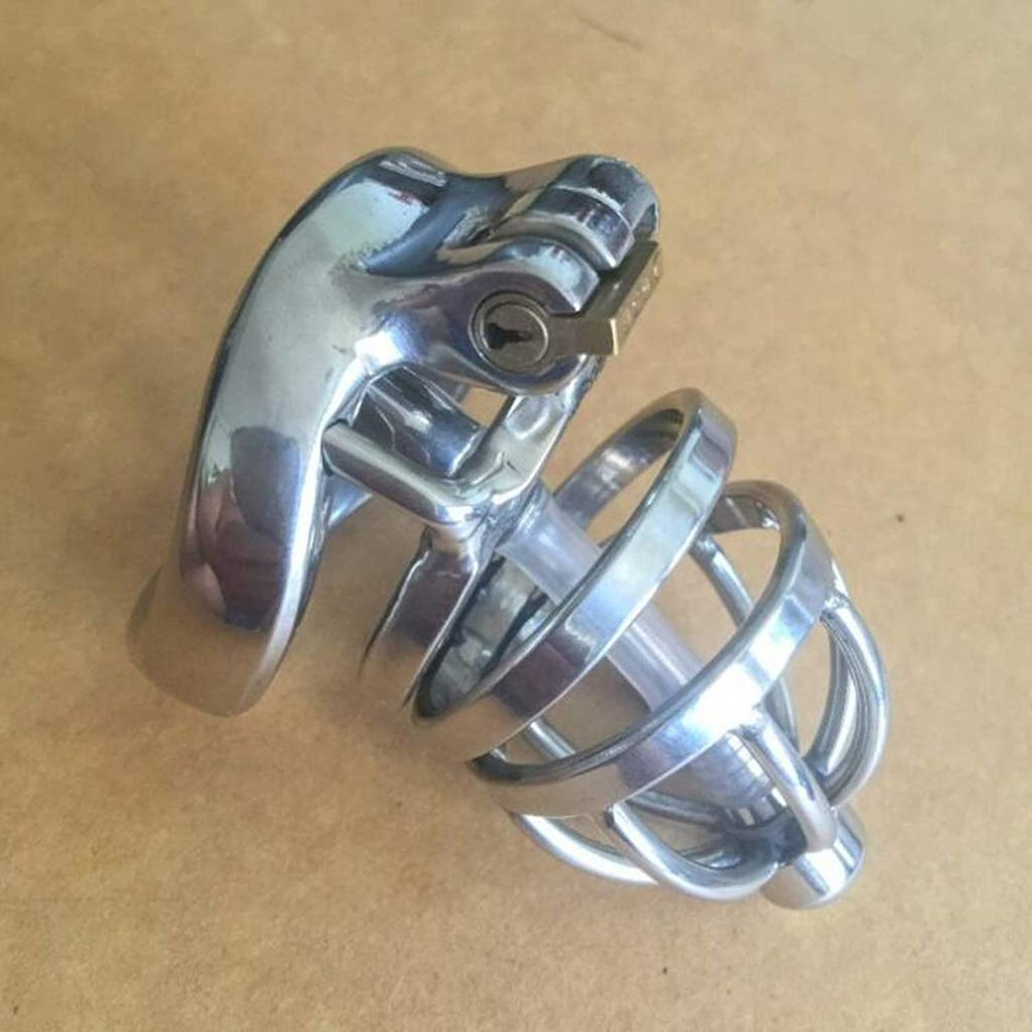 CJH Alternative Toy Chastity Lock Male Penis Testicle