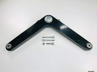 Braccio trasversale oscillante 9145375177436 Sinistro sospensione ruota Anteriore ECP Calibro conico Kit Bracci oscillanti Destro 16 mm