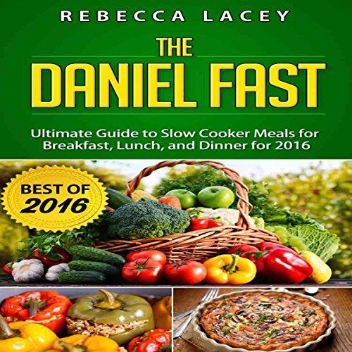 The Daniel Fast cover art