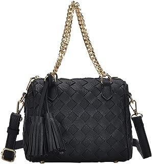 Sara Satchel Bag: Black BGW-8685