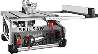 SKILSAW SPT70WT-01 10 In. Portable Worm Drive Table Saw