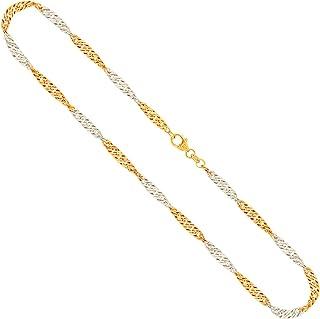 Suchergebnis auf für: goldkette 585 Bicolor: Schmuck