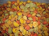 Aperitivo Wasabi Fire Mix Pack de 1 kg | Cacahuetes recubiertos de Crujiente de Trigo y Ma...