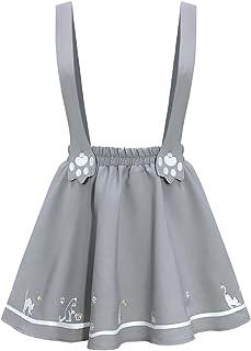 Amazon.es: Gris - Faldas / Mujer: Ropa