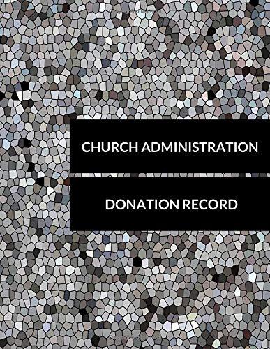 Church Administration Donation Record: Donation Log