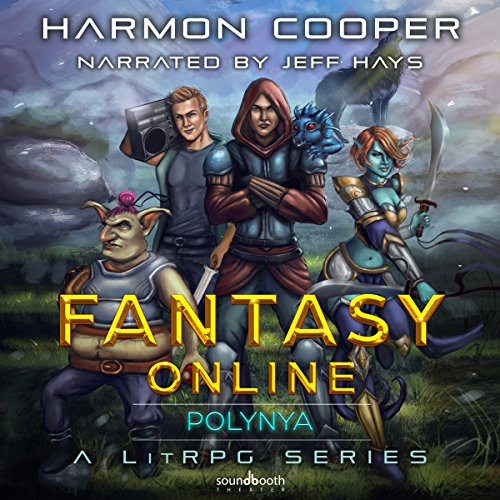 Fantasy Online Polynya audiobook cover art