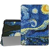 MoKo Etui ASUS ZenPad 3S 10 - étui à Rabat avec Support Ultra-Mince et Léger pour Tablette ASUS ZenPad 3S 10 Z500M...