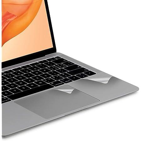 LENTION 13インチMacBook Air 2018-2020 M1 chip 用 トラックパッド保護フィルム 内側保護シール (スペースグレイ)