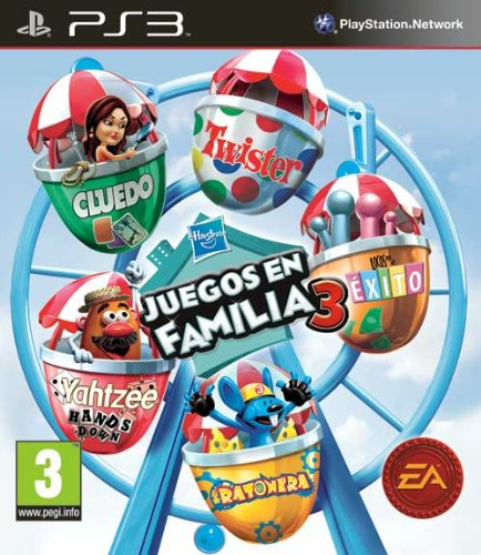 Hasbro Family Game Night 3 Sony Ps3