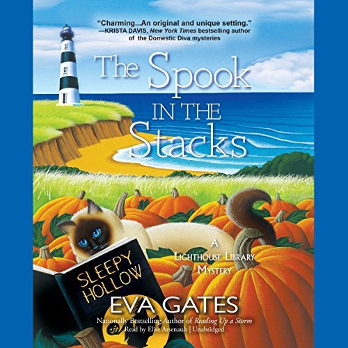 The Spook in the Stacks cover art