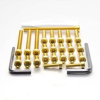 Aluminium Engine Kit Yamaha XS650 Gold