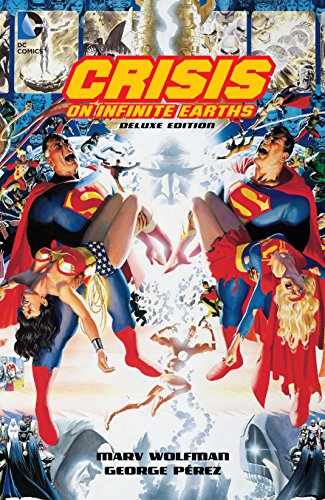 Crisis On Infinite Earths: 30th Anniversary Deluxe Edition (English Edition)
