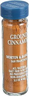 Morton & Bassett Ground Cinnamon, 2.2-Ounce jar