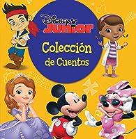 #AmoLeer - Disney Junior: Colección de cuentos