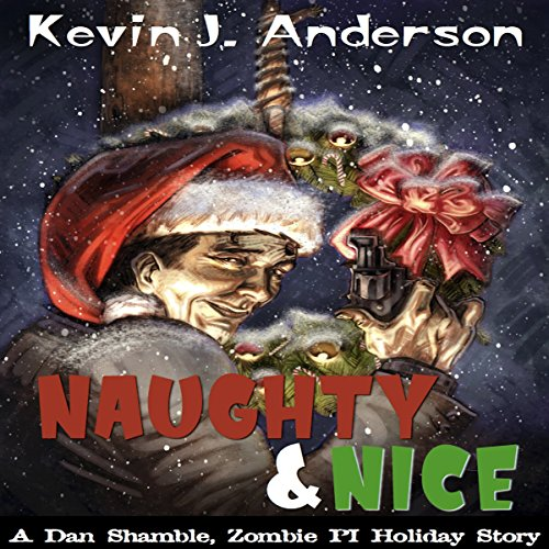 Naughty and Nice audiobook cover art