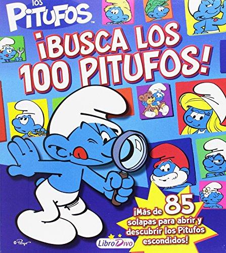 LOS PITUFOS ¡ BUSCA LOS 100 PITUFOS ! (ENCUENTRA LOS PITUFOS)