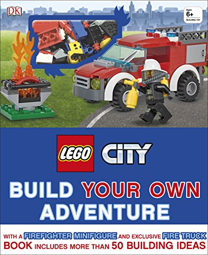 LEGO® City Build Your Own Adventure: With minifigure and exclusive model (Lego Build Your Own Adventure)