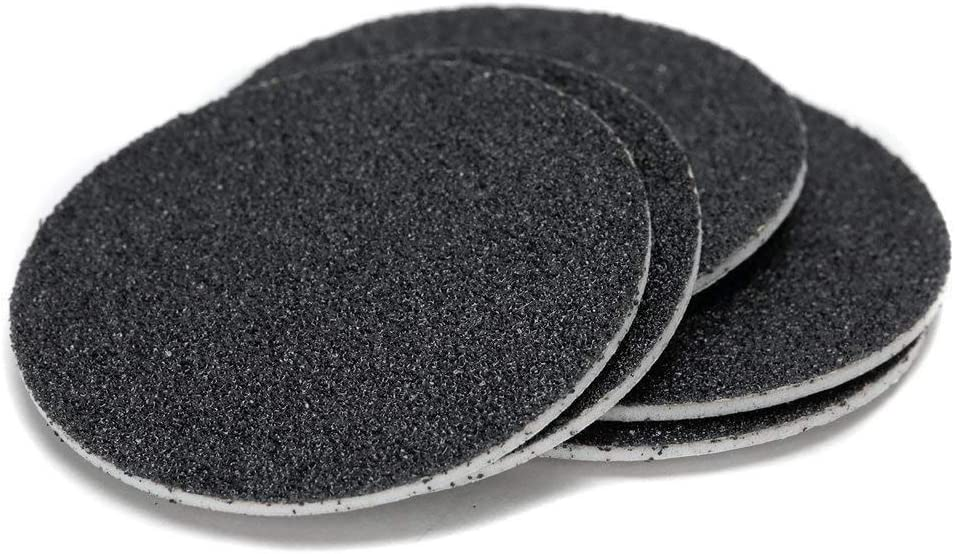 CHENZHIQIANG Foot Care Tools Great PCS Replacement 60 Attention brand Sandpaper Max 47% OFF