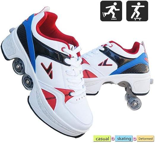 dududrz Shoe with Wheels Boys Kids