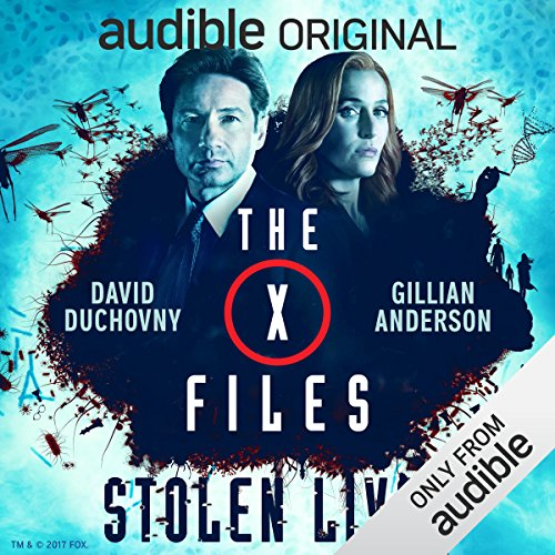 The X-Files: Stolen Lives cover art