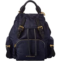 Deals on Burberry Small Crossbody Rucksack in Nylon