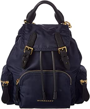 Burberry Small Nylon Crossbody Rucksack