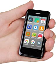"Mini Smartphone Android Unlocked Phone 2.5"" Quad Core 1GB 8GB Android 6.0 Super Ultrathin Mini Mobile Phone Melrose S9X Sm..."