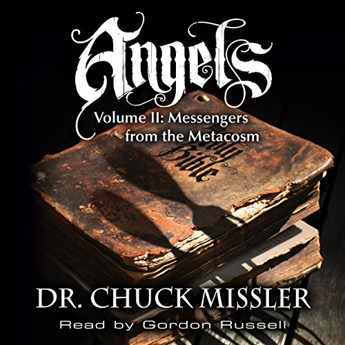 Angels audiobook cover art