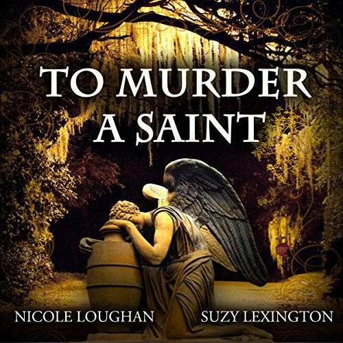 To Murder a Saint audiobook cover art