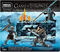 Game of Thrones: White Walker Battle - Mega Construx [並行輸入品]