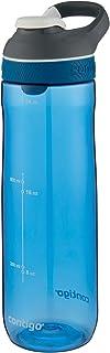 Contigo 50951 Cortland Autoseal Water Bottle, Blue, Blue