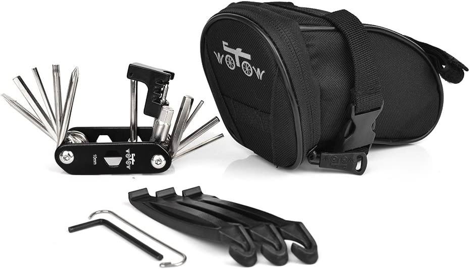 WOTOW Bike 67% OFF of fixed price Repair Tool Kits Saddle with Bag Popular product Set Bicycle C