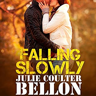 Falling Slowly (Hostage Negotiation Team #1.5)                   By:                                                                                                                                 Julie Coulter Bellon                               Narrated by:                                                                                                                                 Simon Pringle-Wallace                      Length: 1 hr and 40 mins     11 ratings     Overall 4.5