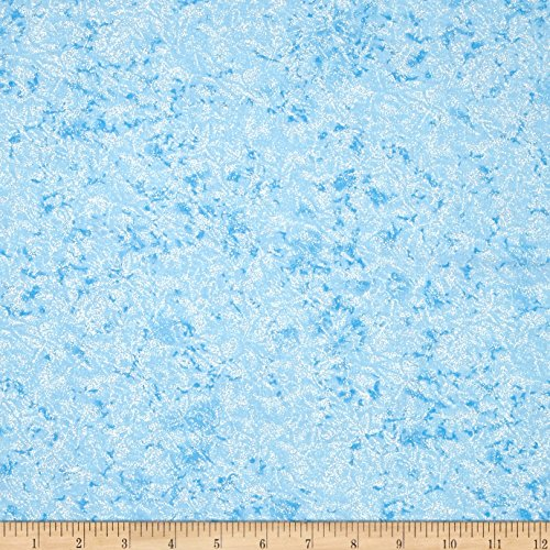 Michael Miller Fairy Frost Glitter Boy, Quilting Fabric by the Yard