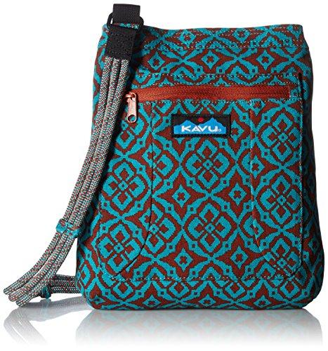 KAVU Damen Tasche Keepalong Einheitsgröße Desert Mosaic