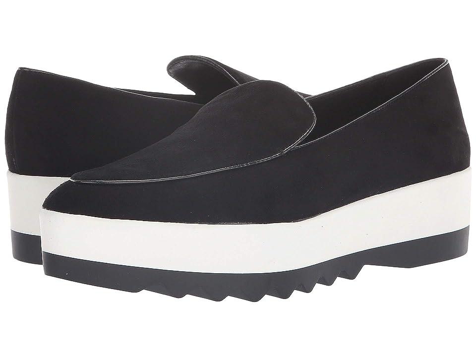 Donna Karan Karan Platform Slip-On (Black) Women