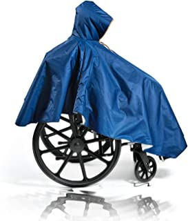 wheelchair poncho child